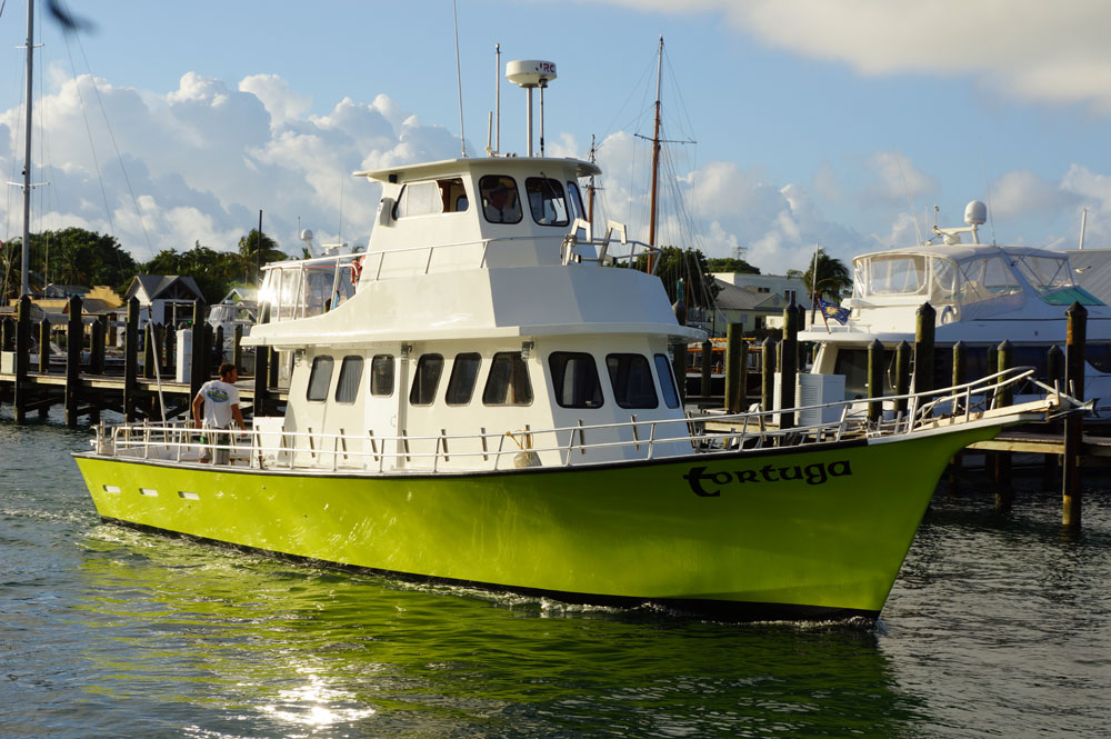 Key west party boat fishing charter cool destinations for Key west fishing charters