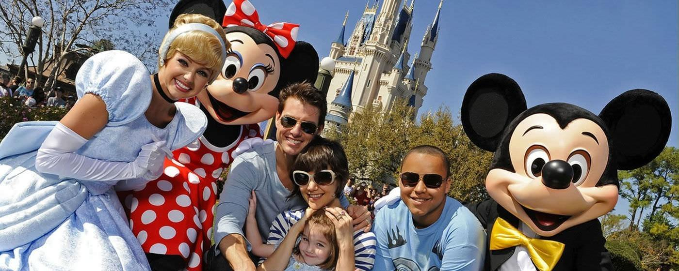 1 Day Orlando Theme Park Tour From Miami