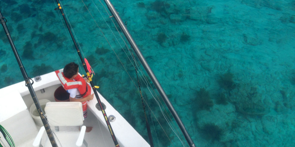 Private deep sea fishing snorkel combo cool destinations for Key west fishing charters