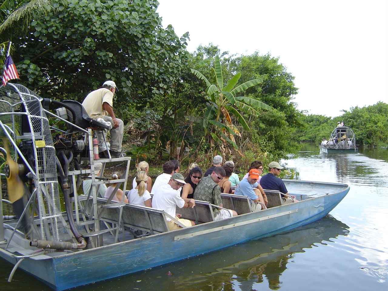 Everglades Airboat Tour Miami Boat Tour Combo