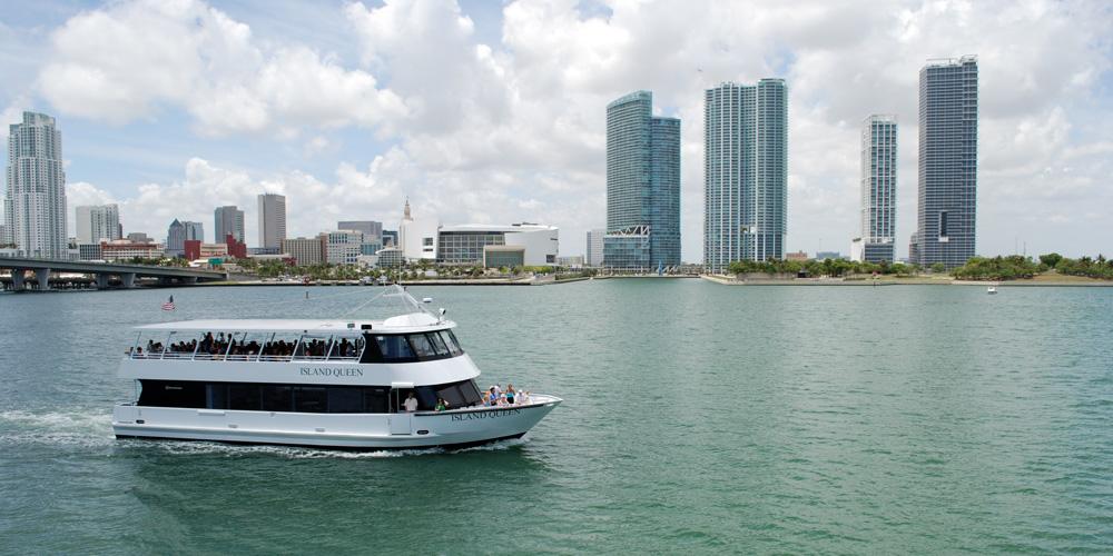 Thriller Miami Speedboats, Miami-Dade, Florida |Boat Trip Miami Key Biscayne