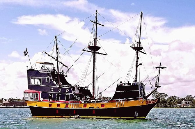 The Pirate Ship Black Raven 2020 | Cool Destinations