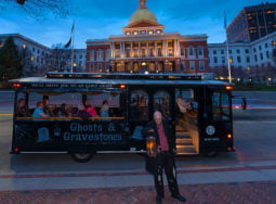 Boston Ghosts & Gravestones Tour