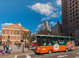 Boston Old Town Trolley