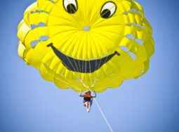 Freeport Bahamas Parasailing Adventure