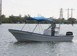 Key West 22′ Panga Boat Rental