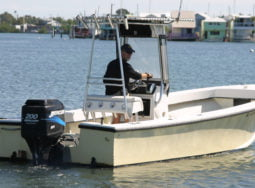 Key West 22′ Parker Boat Rental