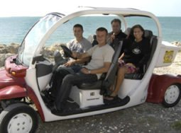 Key West 4 Seater Electric Car Rental