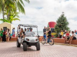 Key West 6 Seater Gas Powered Golf Cart Rental