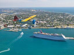 Key West Island Biplane Tour