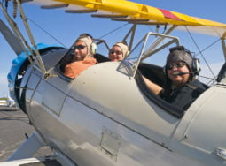 Key West Island & Reef Biplane Tour