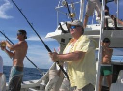 Key West Party Boat Fishing Charter