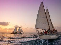 Key West Wind & Wine Sunset Sail