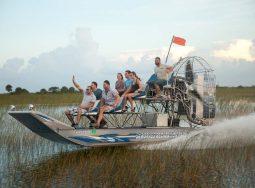 Miami Everglades Private Airboat Tour