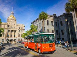 Savannah Old Town Trolley