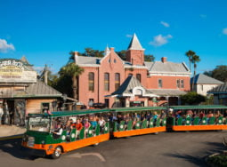 St. Augustine Old Town Trolley