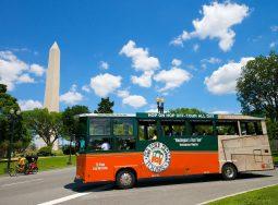 Washington DC Old Town Trolley Tour