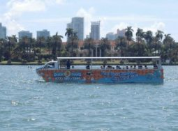 Miami Beach Duck Tour